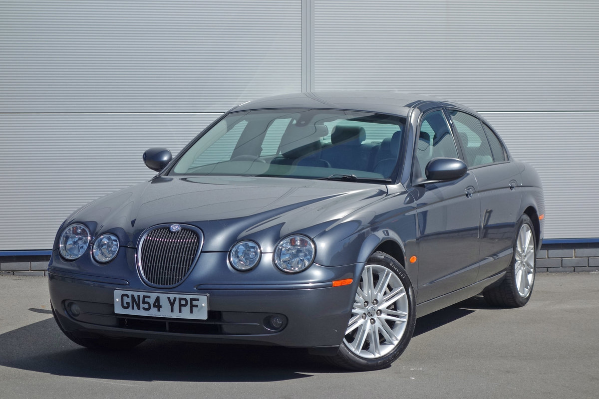 2004 Jaguar S-Type 4.2 Sport 53K *SOLD WILL BUY JAG FOR STOCK* For Sale (picture 2 of 6)