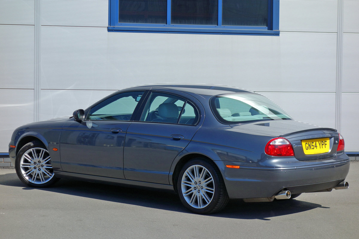 2004 Jaguar S-Type 4.2 Sport 53K *SOLD WILL BUY JAG FOR STOCK* For Sale (picture 3 of 6)