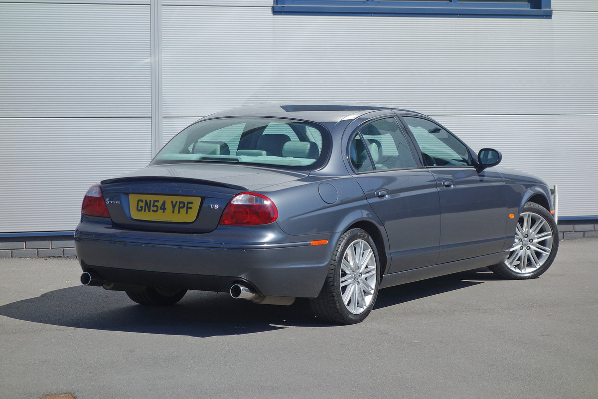 2004 Jaguar S-Type 4.2 Sport 53K *SOLD WILL BUY JAG FOR STOCK* For Sale (picture 4 of 6)