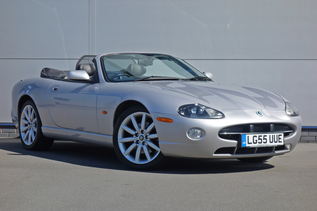 2005 Jaguar 4.2-S Final Edition *SOLD WILL BUY JAGUAR FOR STOCK* For Sale (picture 1 of 6)