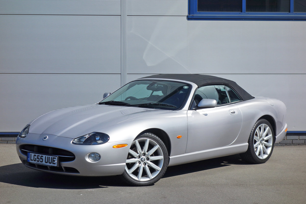 2005 Jaguar 4.2-S Final Edition *SOLD WILL BUY JAGUAR FOR STOCK* For Sale (picture 3 of 6)