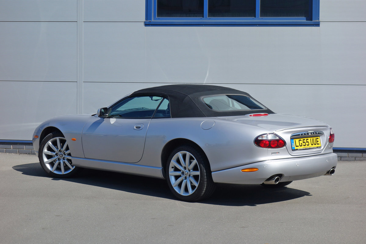 2005 Jaguar 4.2-S Final Edition *SOLD WILL BUY JAGUAR FOR STOCK* For Sale (picture 4 of 6)