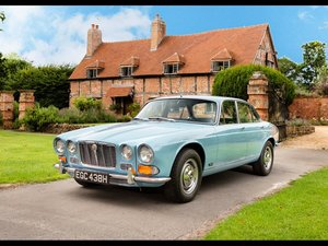 Exceptional 1969 Jaguar XJ6 Series 1