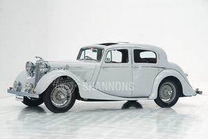 1948 Jaguar MKIV 1½ Litre Saloon