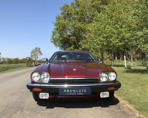 Jaguar XJS 4.0 Facelift Auto Coupe, Great Grand Tourer