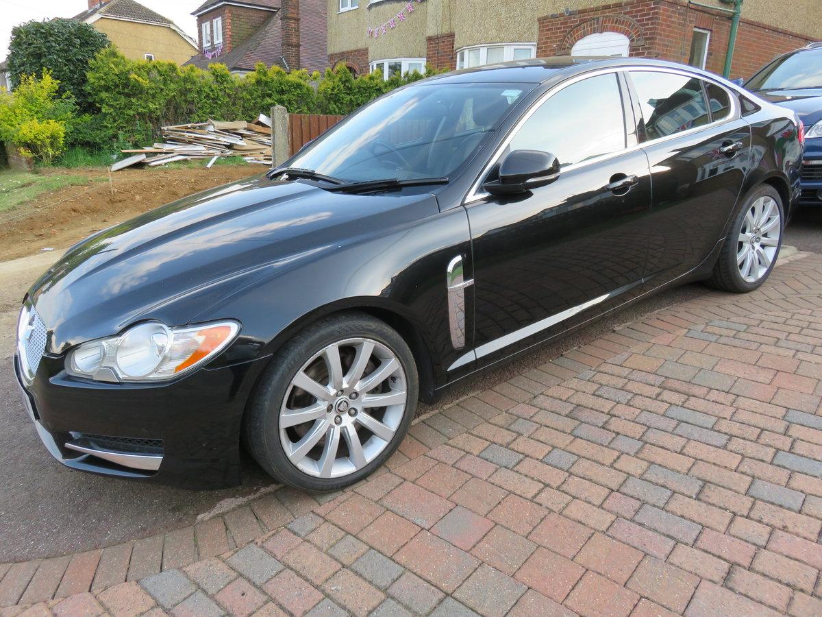 2010 Jaguar XF Premium Luxury V6 3.0 Litre Diesel For Sale (picture 1 of 6)