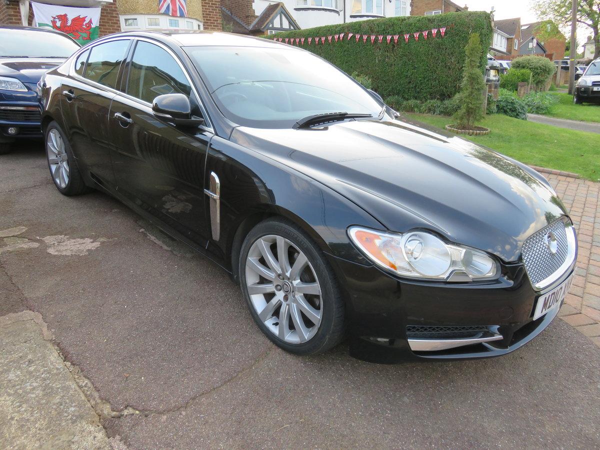 2010 Jaguar XF Premium Luxury V6 3.0 Litre Diesel For Sale (picture 2 of 6)