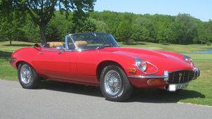 1973 Jaguar E-Type Series 3 LHD original 12.500 miles