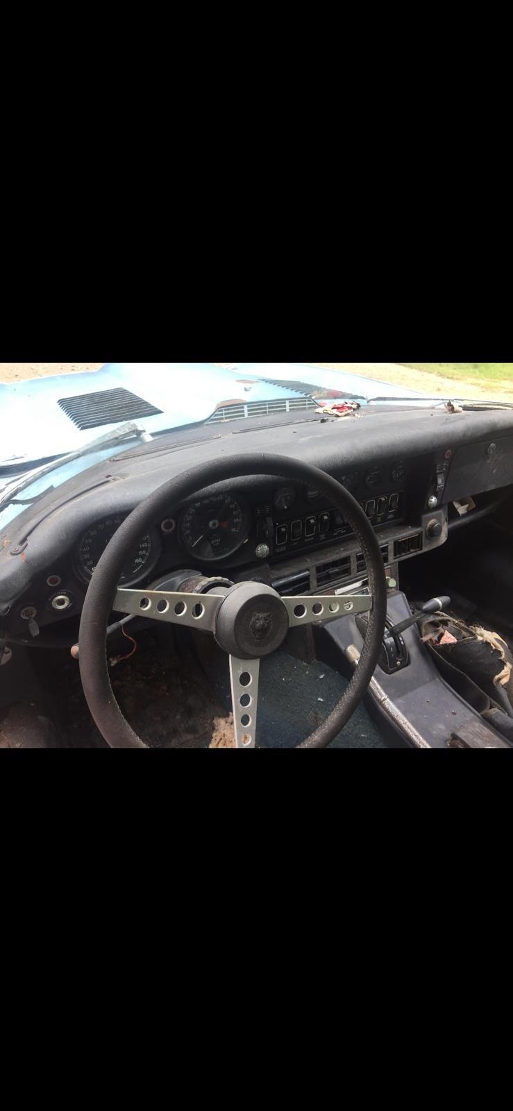 1971 Jaguar V12 Auto coupe  For Sale (picture 5 of 6)