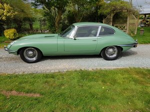 1969 Absolutely stunning Jaguar E Type, 4.2 Manual Series 2 2+2. For Sale
