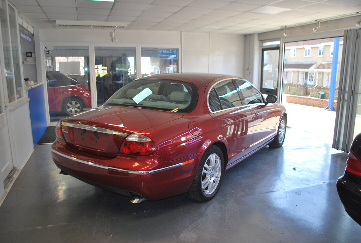 2004 Jaguar s,type For Sale (picture 5 of 6)