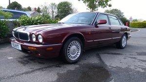 Jaguar XJ8 3.2 V8 Auto. Only 68k