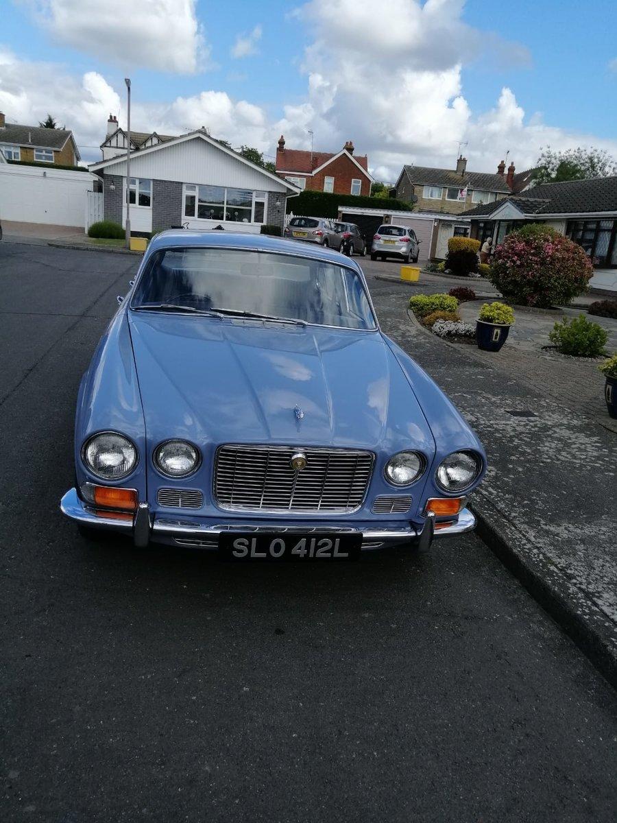 1973 Jaguar XJ6 For Sale (picture 6 of 6)
