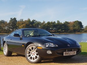 2002 Jaguar XKR Coupe only 35k miles full service history