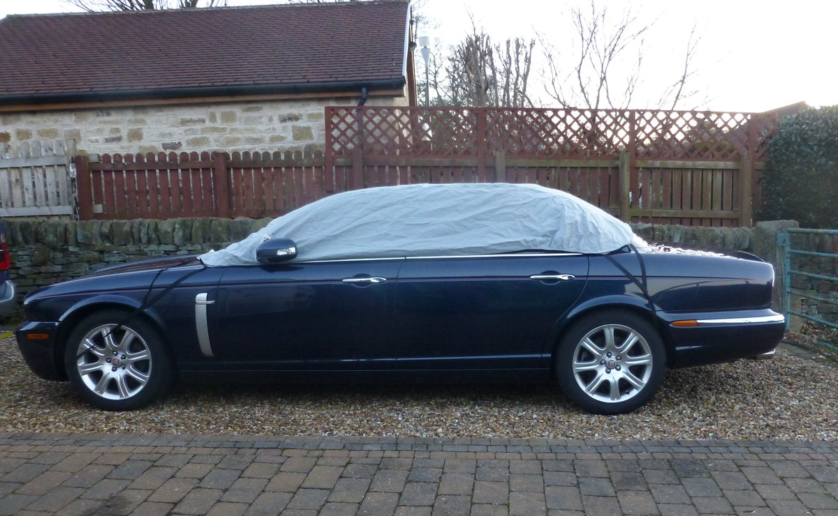 2009 Jaguar X358 2.7 TDVi LWB Sovereign SOLD | Car And Classic