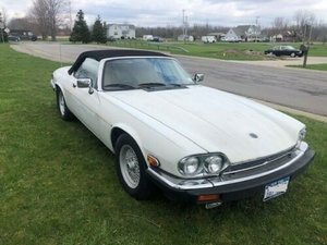 1990 JAGUAR XJSV12 CONVT LOW MILES  DRIVER For Sale