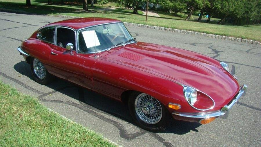 1970 Jaguar XKE Coupe  Stunning Car For Sale (picture 2 of 6)