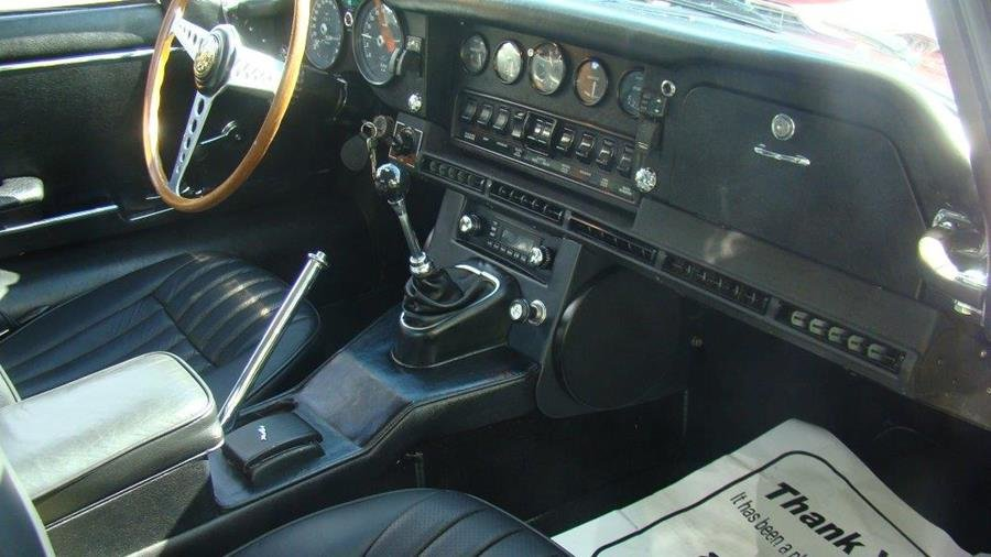 1970 Jaguar XKE Coupe  Stunning Car For Sale (picture 3 of 6)