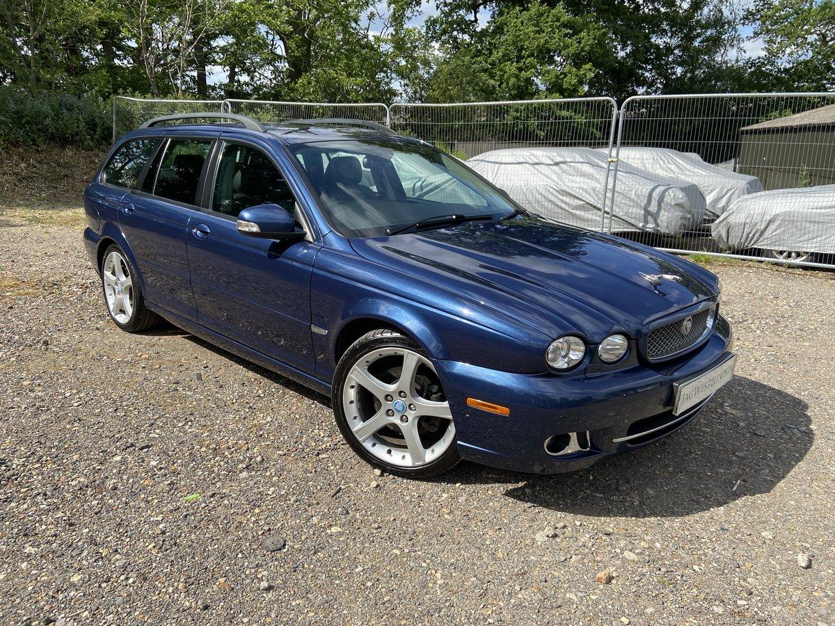 2009 Jaguar X Type Automatic SPORT PREMIUM Estate For Sale ...