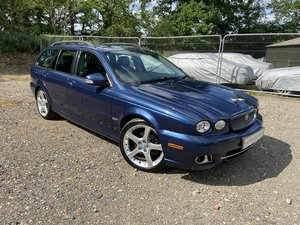 2009 Jaguar X Type Automatic SPORT  PREMIUM Estate