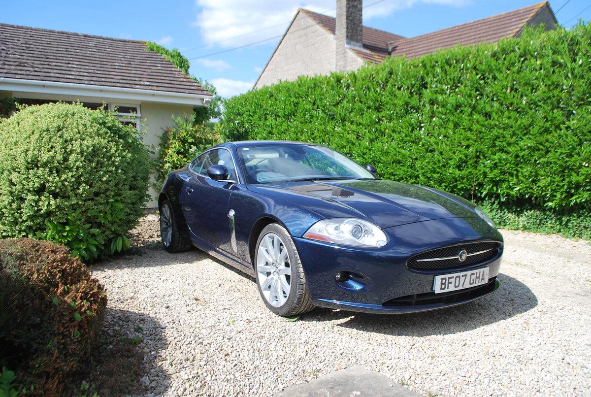 2006 Jaguar xk 4.2 For Sale (picture 1 of 6)
