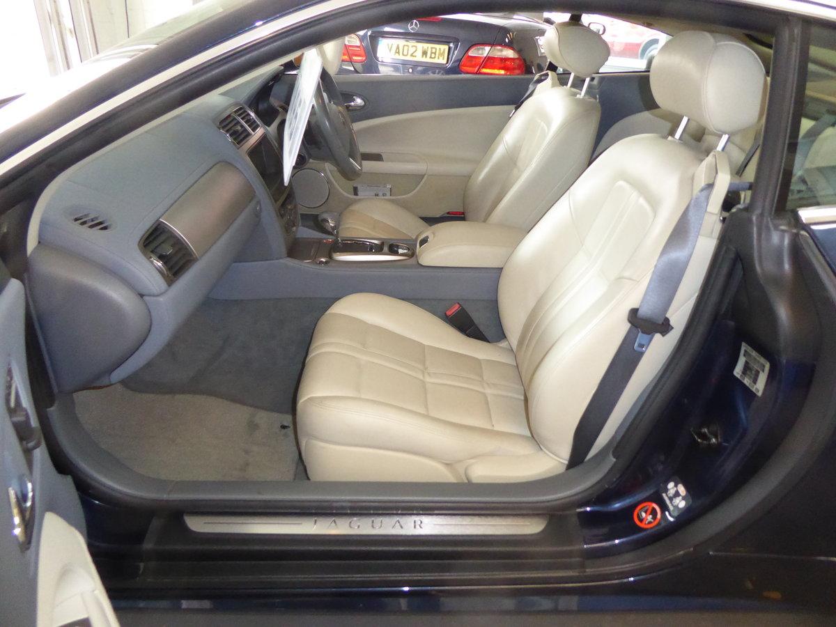 2006 Jaguar xk 4.2 For Sale (picture 6 of 6)
