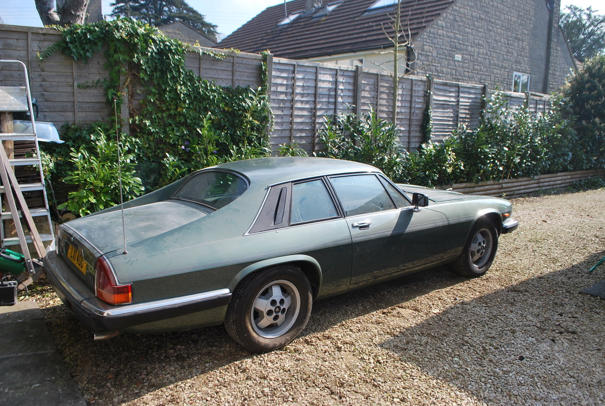 1985 Jaguar For Sale (picture 6 of 6)