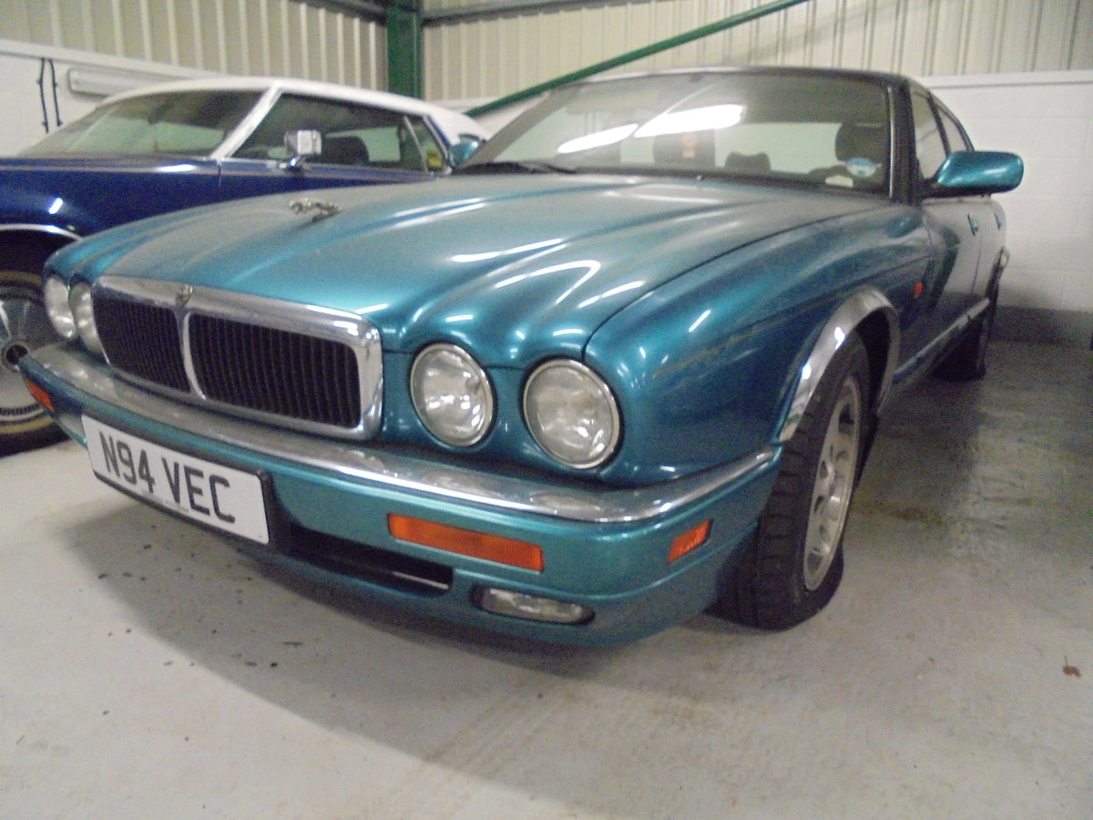 1995 xj 3.2 sports For Sale (picture 6 of 6)
