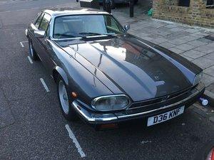 1986 Jaguar XJS Rare Manual 3.6L Classic Car Club For Sale