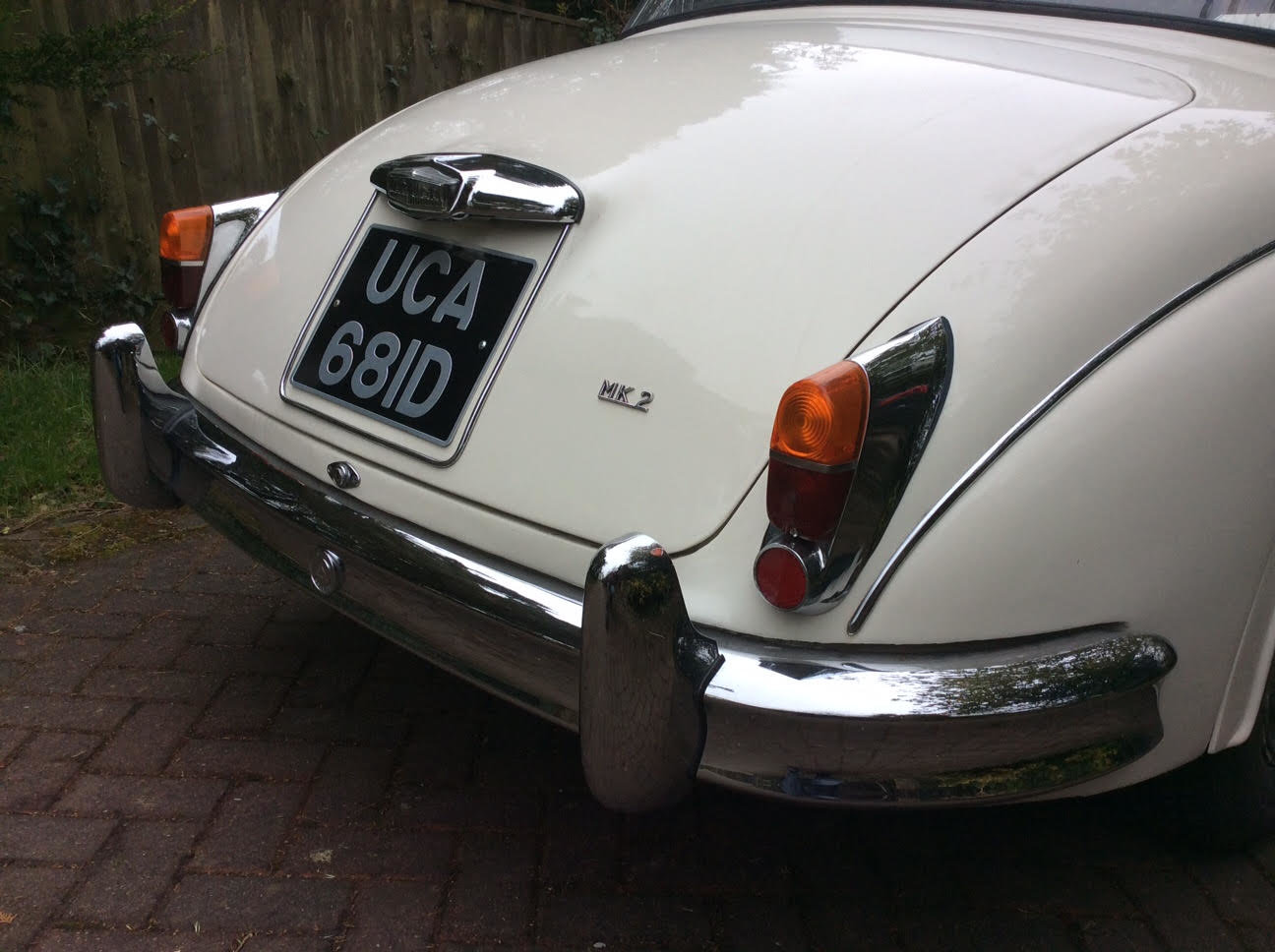 1966 Good solid manual Mark 2 excellent driver. SOLD (picture 6 of 6)