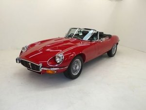 1972 Jaguar E Type V12 Roadsteer SOLD