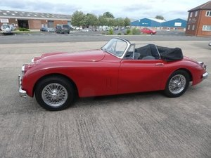 1958 Jaguar XK150 For Sale