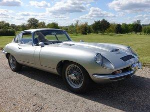 1965 Jaguar E-Type Series 1 4.2 Frua Prototype  For Sale