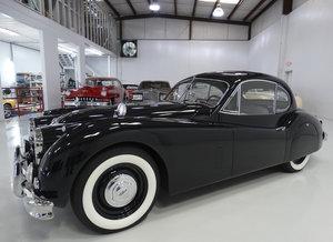 1956 Jaguar XK140 Fixed Head Coupe For Sale