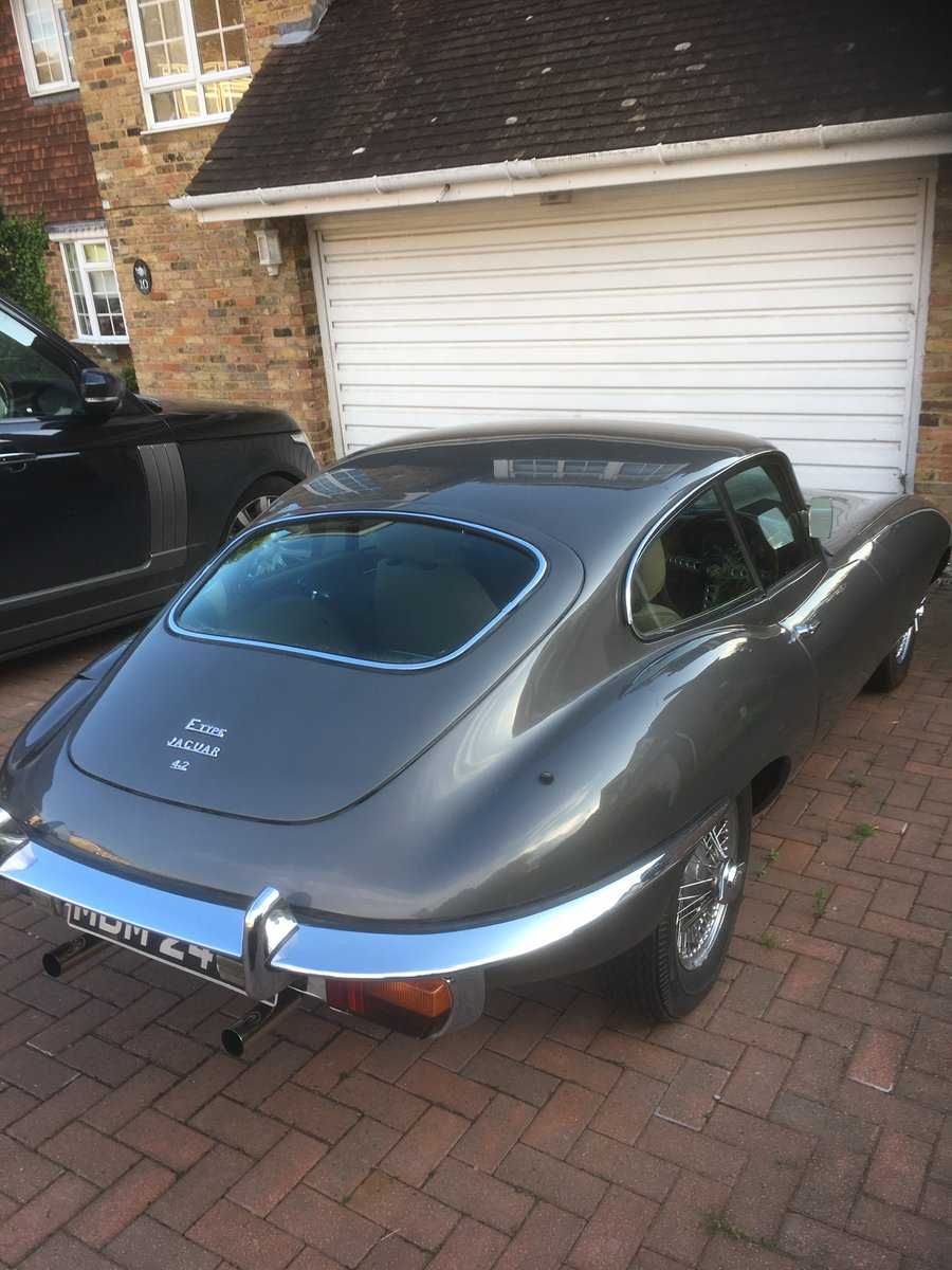 1969 Jaguar E TYPE SERIES 2 For Sale (picture 2 of 3)