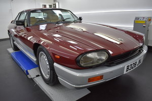 JAGUAR XJS V12 TWR JUST 30,048 mls STUNNING!