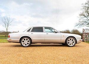 2002 Jaguar XJ8 Executive (3.2 litre) For Sale by Auction