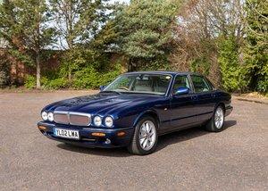 2002 Jaguar XJ8 SE (4.0 litre) For Sale by Auction