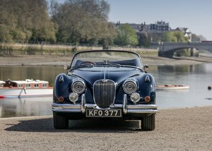 Picture of 1959  Jaguar XK150 Drophead Coup to S-Specification SOLD by Auction
