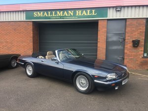 1989 Jaguar XJS V12 Convertible