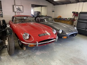1969 Jaguar Etype Classic Car Collection Deal For Sale