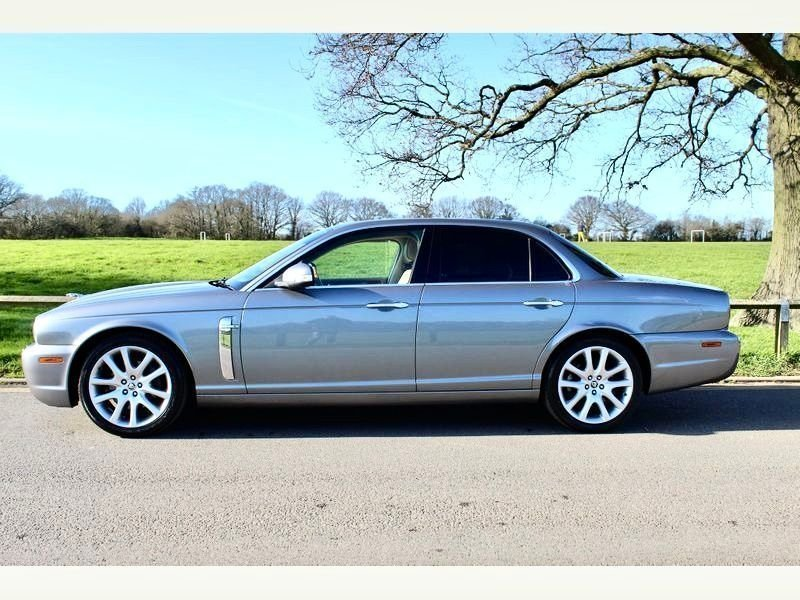 2007 Beautiful Jaguar XJ 4.2 Executive X358   For Sale (picture 2 of 6)