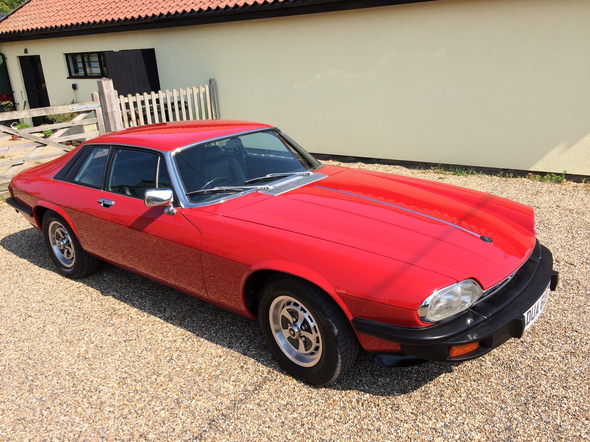 1978 JAGUAR Pre-HE XJS V12 Coupe  For Sale (picture 1 of 6)