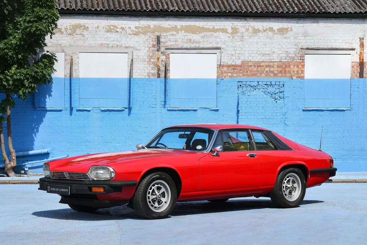 1977 Jaguar XJ-S Series 1 For Sale (picture 1 of 12)