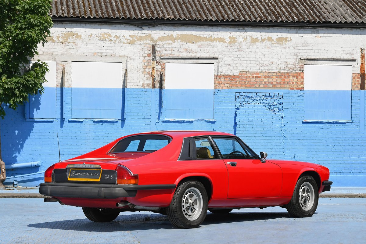 1977 Jaguar XJ-S Series 1 For Sale (picture 3 of 12)