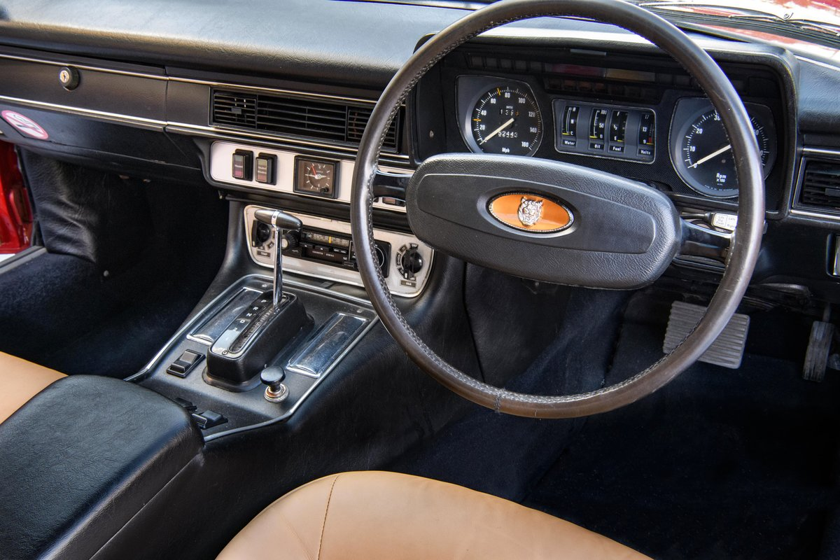1977 Jaguar XJ-S Series 1 For Sale (picture 12 of 12)