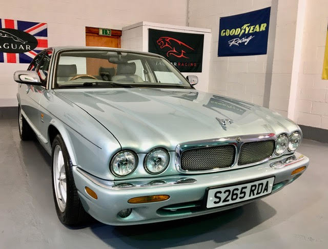 1998 Jaguar XJ8 4.0 Sport Auto V8 - Mega Low Miles 41K - Pristine For Sale (picture 1 of 6)