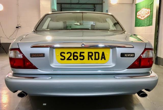 1998 Jaguar XJ8 4.0 Sport Auto V8 - Mega Low Miles 41K - Pristine For Sale (picture 5 of 6)