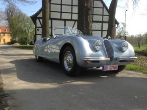 Picture of 1951 XK 120 OTS LHD