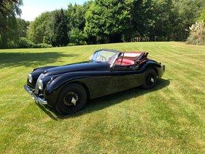 Picture of 1954 Jaguar XK120 For Sale